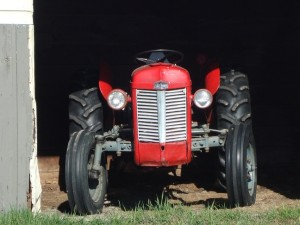 1958 Massey Furgeson TO-35